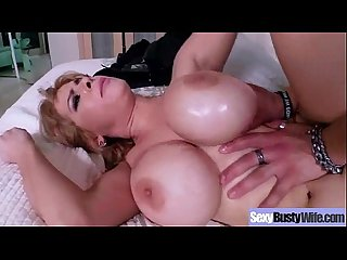 (alyssa lynn) Busty Housewife Like And Enjoy Hard Style Sex mov-03