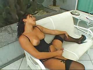 Agata Duarte a Gatona em solo