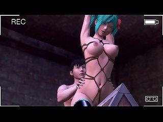 Miku hatsune bondage hell lpar original upload rpar