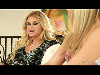 Kenna james and Jessa rhodes at girlsway