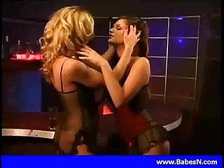 Mackenzie and sandra lesbian