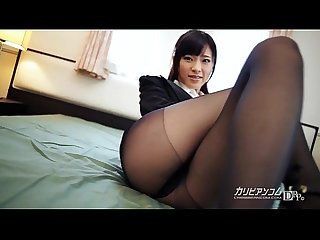 Hot office babe Sara Yurikawa nasty porn play