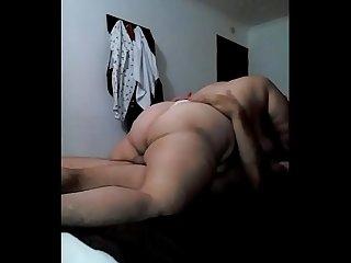 gorda me culea en motel de bogota