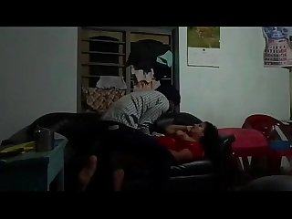 Indian Mature aunty fucking with Young boyfriend her bedroom - Wowmoyback