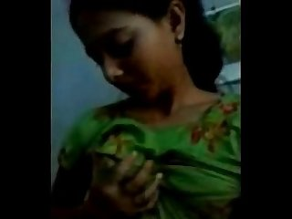 desi bangla girl self recording