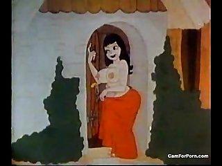 Funny snow white parody