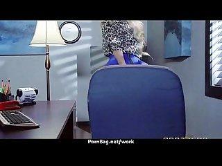 Sexy wild milf loves rough sex at work 20