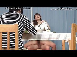 Japanese mom and son fuck on the table Full video: bit.ly/2lThN0g