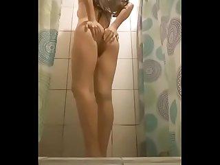 Mi ex en la ducha