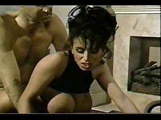 Busty brunette Heather lee with Mike horner