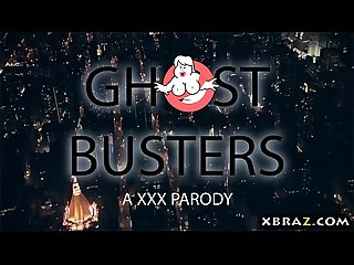 Ghostbusters xxx parody video with Monique Alexander
