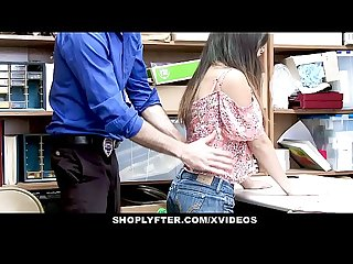 ShopLyfter - Employee Gets Caught Swapping Prices and Sex Bribed