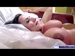 Housewife lpar ariella ferrera rpar with big juggs in hardcore scene Vid 06