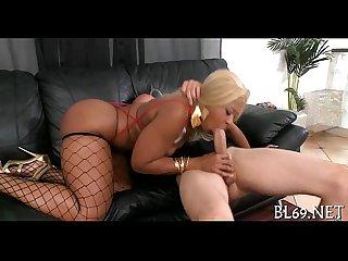 Endless pleasure from ebon sex