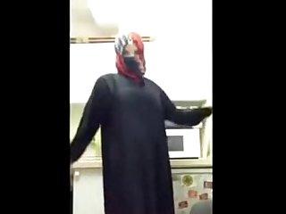 Hijab sexy turbanli nice striptease live arabsonweb com