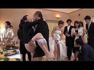 orgy at the japanese wedding