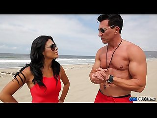 Los vigilantes de la playa parodia baywatch parody cumlouder