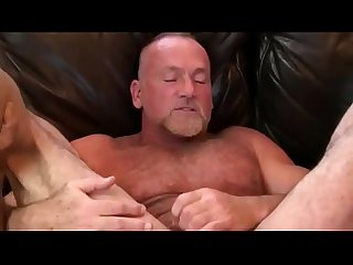 My dad with monster cock fucks my best friend S dad