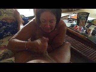 Blow job in hawaii
