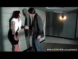 Brazzers - Big Tits at Work - (Monique Alexander Danny D) - Becoming Johnny Sins