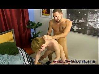 Teen boy fucks for cash gay first time preston deep throats kyler S