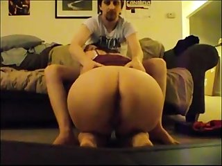 Amateur big butt wife homemade