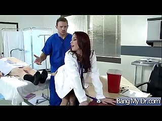Sex adventures with doctor and sluty hot patient monique alexander Vid 24