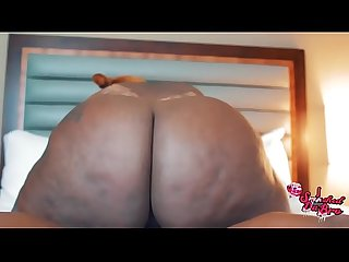 Big booty tapout Queen rides bbc