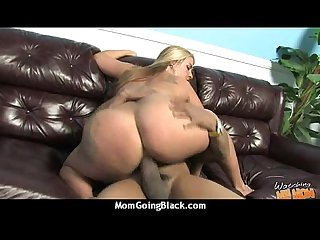 Huge black cock destroys amateur housewife 9
