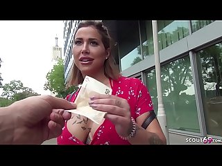 German scout teeny Heidi mit mega titten anal Gefickt