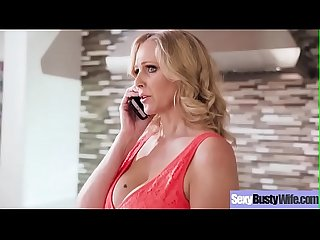 (Julia Ann) Busty Sexy Housewife In Hardcore Sex Scene clip-17