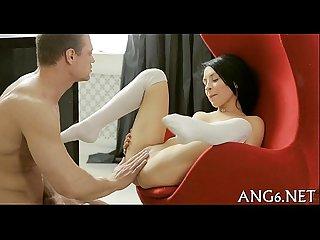 Orgasmic dong riding