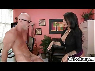 Hard Sex Action With Slut Big Tits Office Girl (lela star) video-23